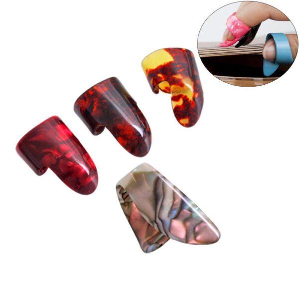 Fingerpicks plastične trzalice za prste
