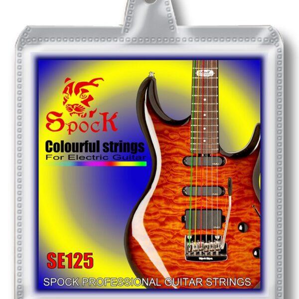 Žice za električnu gitaru U BOJI 009