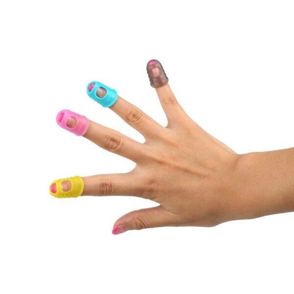 Silikonska zaštita za vrhove prstiju