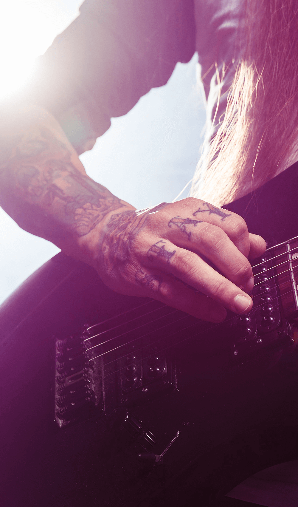 Delovi za gitaru